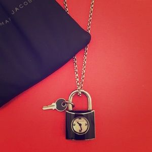 Marc by Marc Jacobs watch necklace