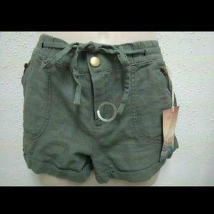 Cali 1850 Pants - Olive junior shorts Cali 1850