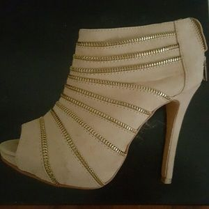 Marco Santi Shoes - edgy cool studded zipper ankle boots