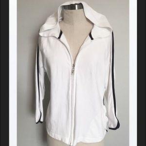 Danskin Jackets & Blazers - Danskin Cotton Stretch Hoodie Jacket, 12-14