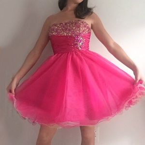 Johnny Homecoming/Prom Dress