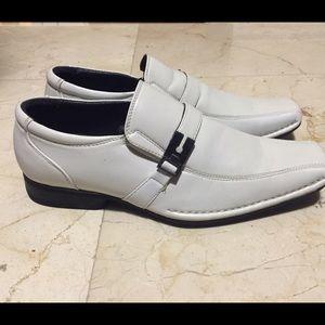 aldo white dress shoes factory store