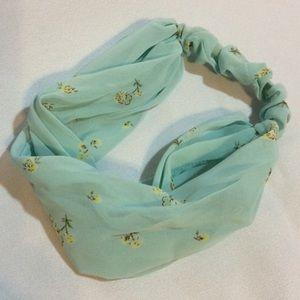 Three Bird Nest Other - 🎈BOGO 1/2 🎈Little Girls Blue Floral Boho Wrap