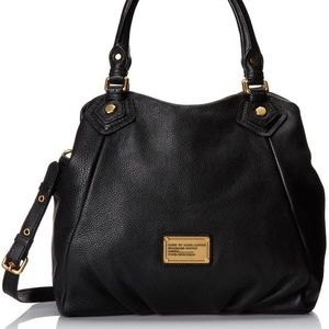 Marc Jacobs Handbags - Marc Jacobs Classic Q Fran Satchel