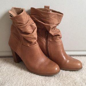 Nine West booties, size 9.5.