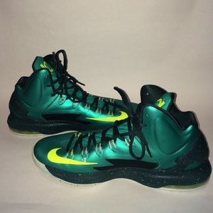 buy popular fb289 6c0f2 Nike Shoes - Nike Men s KD V Hulk basketball shoes