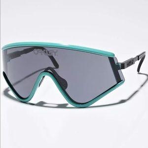 Oakley Accessories - Oakley Heritage Seafoam Green Retro Sunglasses