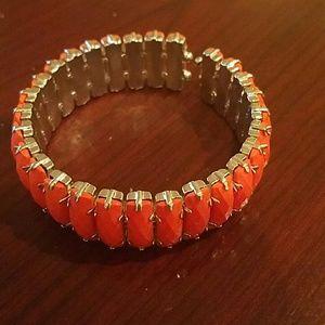 Orange cute bracelet!