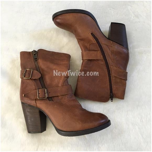 f17c7188d74 Steve Madden Yara tan boot