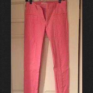 3.1 Phillip Lim pink cotton pants size 0