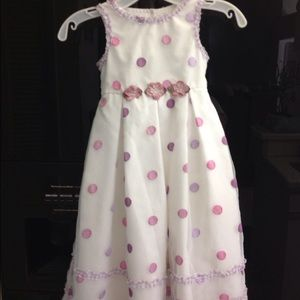 Pippa & Julie Other - PIPPA & Julie Stunning Dressy Little Girl Dress