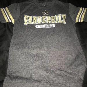 Tops - Vanderbilt Commodores Tshirt