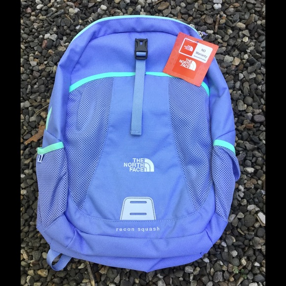 547ec942f North face recon squash kids backpack lavender NEW NWT