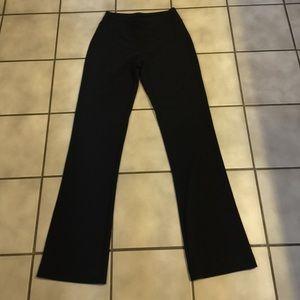 Boston Proper Pants - Boston Proper Black Everyday Yoga Pants XS-2-4