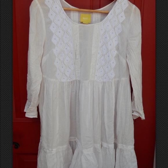 7afa2620e1031 Anthropologie Dresses & Skirts - Anthropologie Bermeja Tunic Dress Maeve
