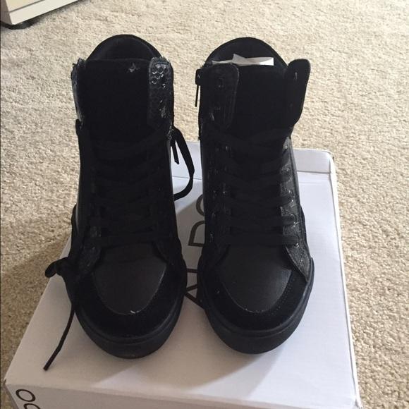 6c68cf63651d Aldo bertilla wedge sneakers