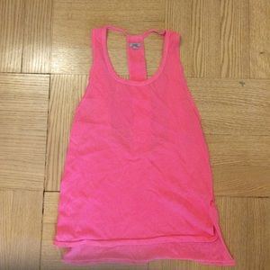 Ecote urban outfitter open back tank