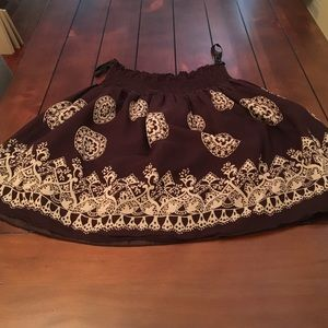 Anna Sui Skirt 16