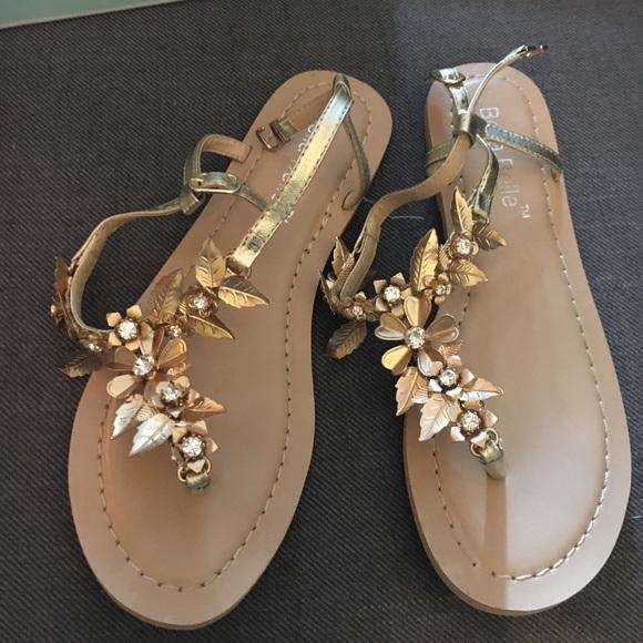 600d3dc90ea5b5 Gorgeous dressy beach wedding sandals