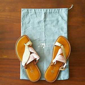 7 For All Mankind Sandals *HP*