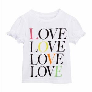 💖🏅🎉HP🎉🏅Love graphics Cotton Tee