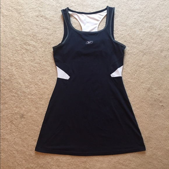 reebok play dry tennis dress