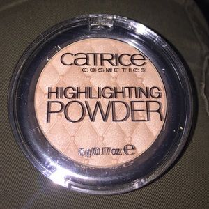 Other - new Catrice Highlighting powder - makeup