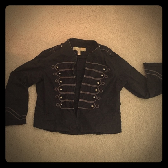 How to make black parade jacket