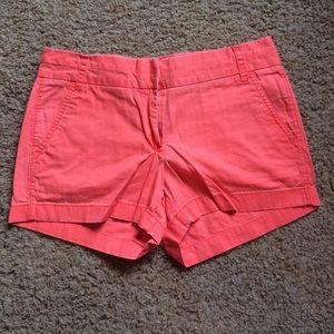 J. Crew Pants - Jcrew chino shorts!