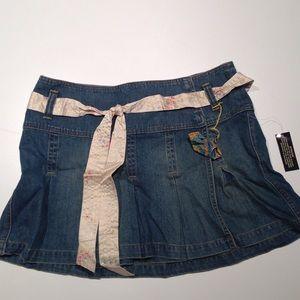 NWT Ralph Lauren Denim Skirt