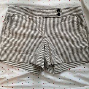 J. Crew shorts! City fit size 2!