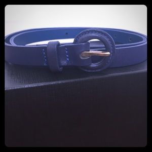Sale! J.Crew leather belt