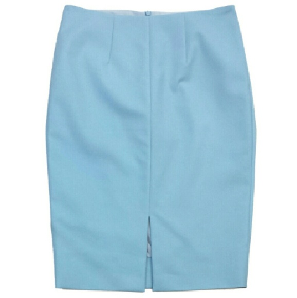 60 l agence dresses skirts l agence powder blue
