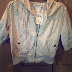NWT! Mudd cropped jacket