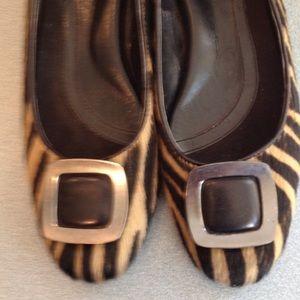 Vaneli Shoes - NWOT Genuine Calf Hair Ballet Flats