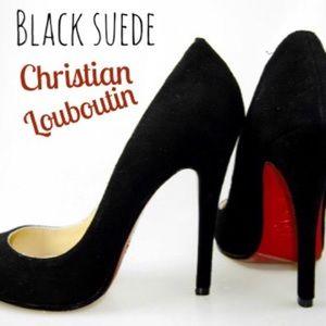 Christian Louboutin Shoes - Christian Louboutin size 40 Décolleté pump