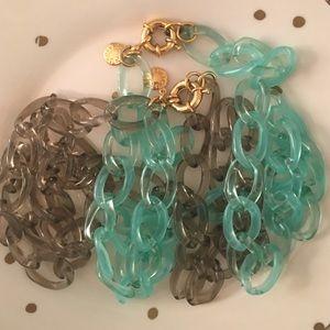 J.Crew Chain Link Necklaces