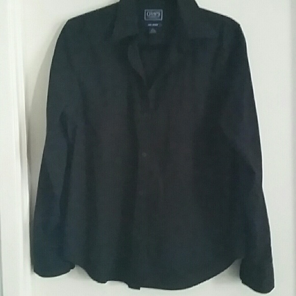 80 off chaps tops button down chaps no iron shirt from for Chaps button down shirts