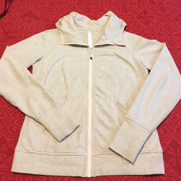 7f751aa45 lululemon athletica Jackets   Blazers - Authentic Lululemon Scuba Hoodie  III (terry)