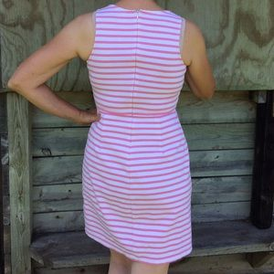 92782e278b4 Old Navy Dresses - Old Navy White And Pink Striped Dress