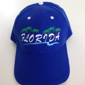 City Hunter Other - Florida Hat with Palm Trees