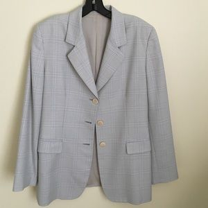 Missoni Glen Plaid light weight Jacket