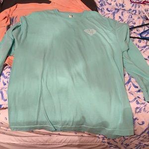 Peter Luft Tops - Long sleeve palmetto moon shirt