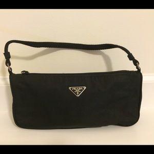 d9299ece8920 ... new style prada bags reduced authentic prada black tessuto sport nylon  90c1d eec36