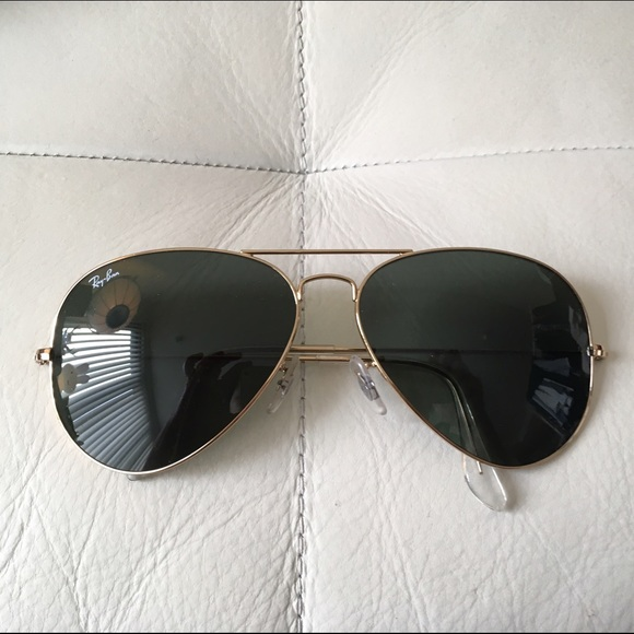 013015686ac Ray-ban aviator large sunglasses gold green rb3026.  M 579e5901ea3f367c4e00c7f3
