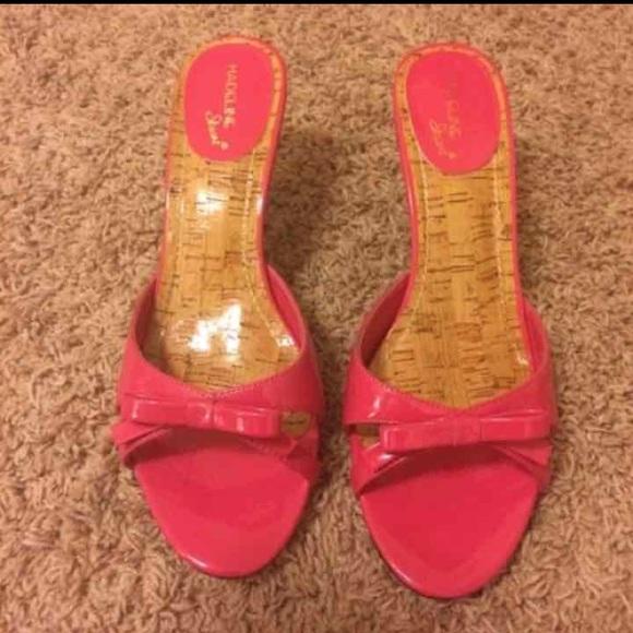 Madeline Stuart Shoes | Pink Kitten