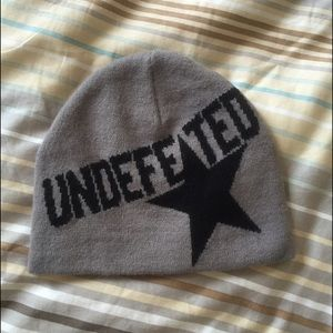 Undefeated Other - Undefeated Star Script Beanie