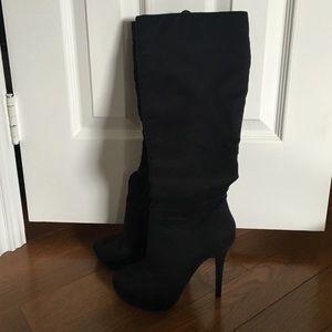 Michael Antonio high heeled boots