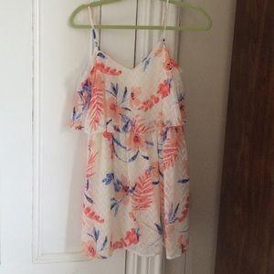 Charlotte Russe Flower Dress!