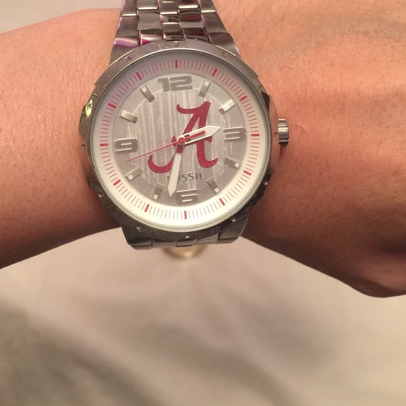 Fossil Accessories Alabama Mens Watch Poshmark